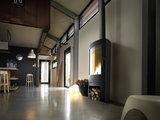 Gietijzeren houtkachel Wamsler Arles